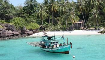 Eiland Phu Quoc (Koh Trol)