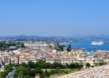Corfu eiland