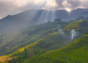 Sapa (Noord-Vietnam)
