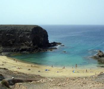 Lanzarote in maart