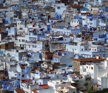 Marokko in maart