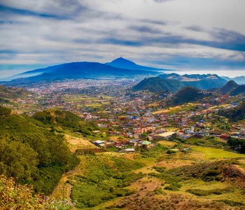 Tenerife in maart